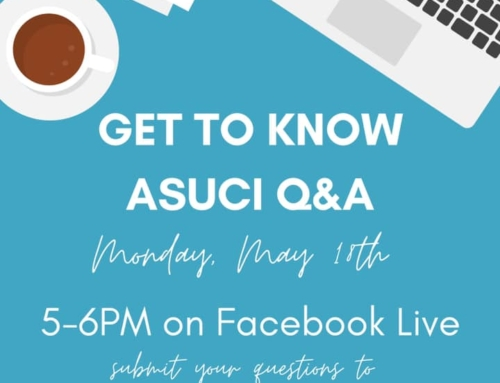 Are you Interested in Joining ASUCI?